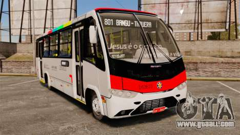 Marcopolo Senior LO-916 BlueTec Euro V for GTA 4