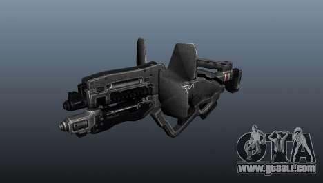 Light machine gun Typhoon for GTA 4