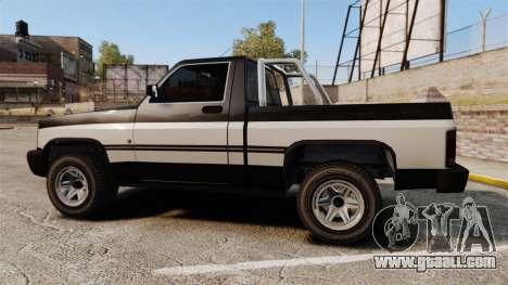 Declasse Rancher 1998 for GTA 4 left view