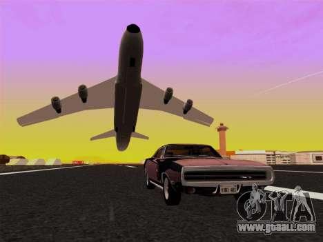 SA_RaptorX v2.0 for weak PC for GTA San Andreas ninth screenshot