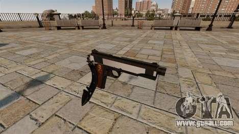 Colt 1911 pistol Knife for GTA 4