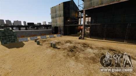 Bohan-Dukes Off Road Track for GTA 4 forth screenshot