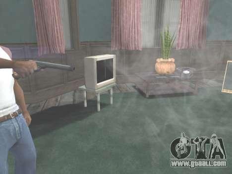 Ruger .22 for GTA San Andreas fifth screenshot
