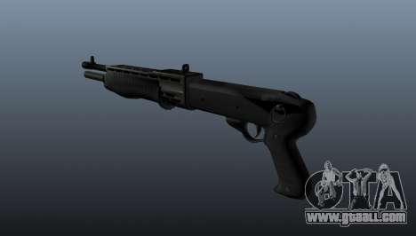 Shotgun Half-life for GTA 4 second screenshot