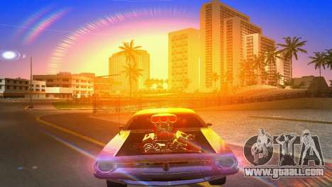 New graphical effects v.2.0 for GTA Vice City second screenshot