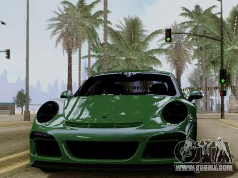 RUF RGT-8 for GTA San Andreas side view