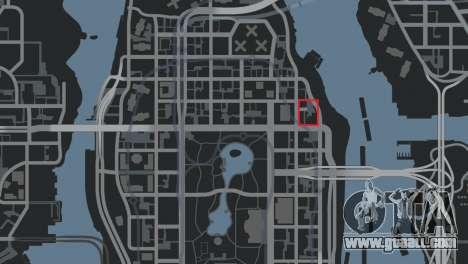 Police station, Raccoon for GTA 4 sixth screenshot