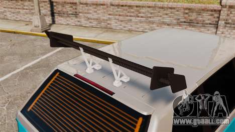 Extreme Spoiler Adder 1.0.7.0 for GTA 4 eighth screenshot