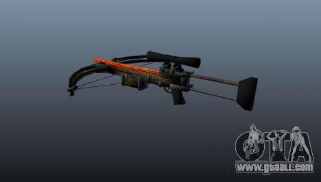 Crossbow Half-life for GTA 4 second screenshot