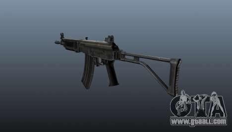 An Israeli Galil assault rifle for GTA 4 second screenshot