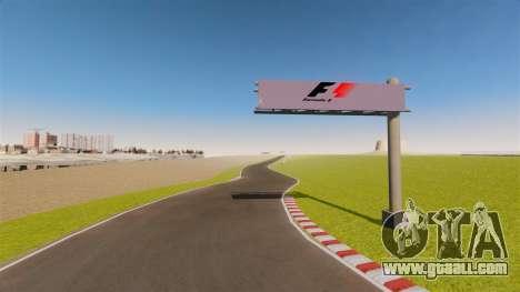 Circuit Spa-Francorchamps Mini for GTA 4 forth screenshot
