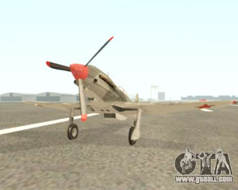 MIG-3 for GTA San Andreas