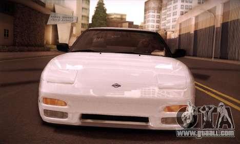 Nissan 240SX 1991 Tunnable for GTA San Andreas