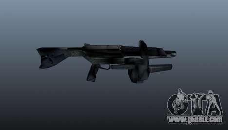 Pulse rifle AR2 Alliance for GTA 4 third screenshot