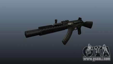 AK-47 SD for GTA 4