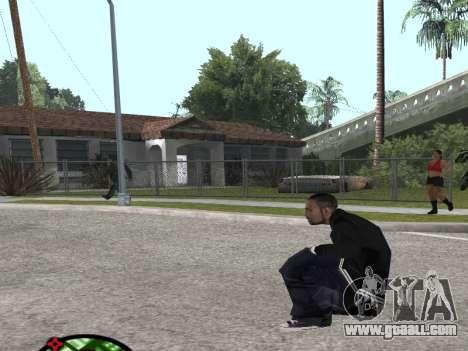 New Bmybar for GTA San Andreas third screenshot