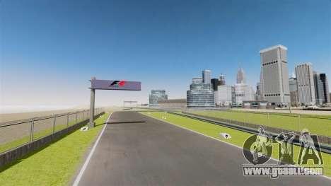 Circuit Spa-Francorchamps Mini for GTA 4 eighth screenshot