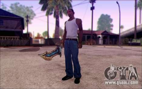 Kel′delar for GTA San Andreas