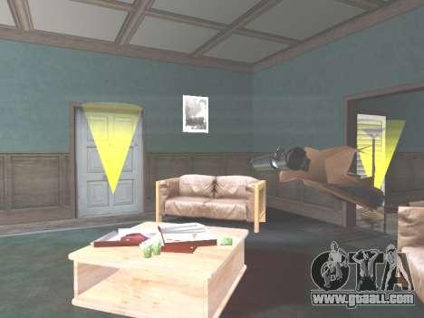 Ruger .22 for GTA San Andreas third screenshot