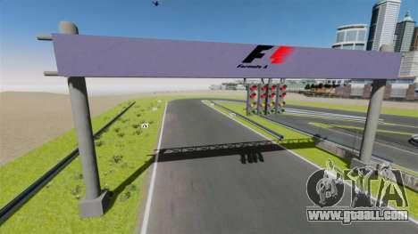 Circuit Spa-Francorchamps Mini for GTA 4 third screenshot