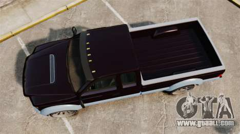 GTA V Vapid Sandking SWB 4500 for GTA 4 right view