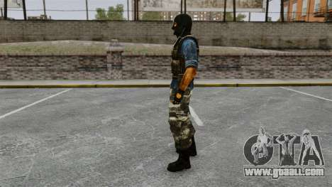 Eastern European terrorist Phoenix for GTA 4 second screenshot
