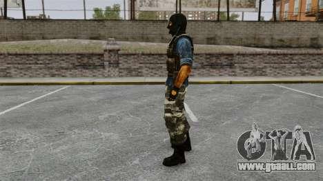 Eastern European terrorist Phoenix for GTA 4 second screenshot