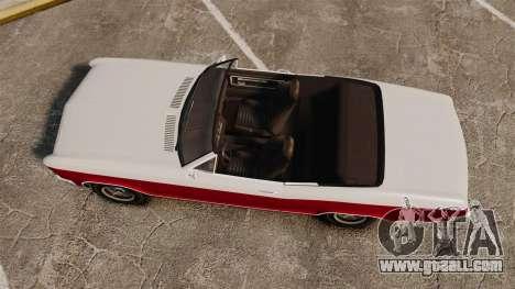 GTA V Buccaneer for GTA 4 right view