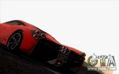 FF SG ULTRA for GTA San Andreas fifth screenshot