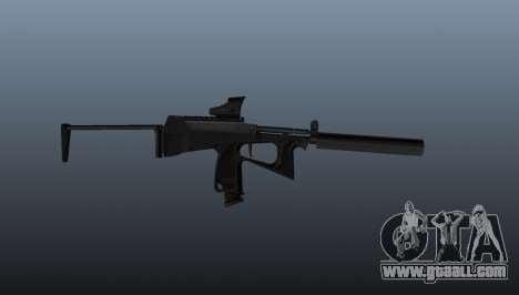 Submachine gun pp-2000 v1 for GTA 4 third screenshot