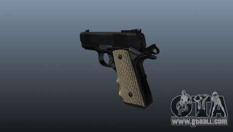Colt Defender Gun for GTA 4 second screenshot