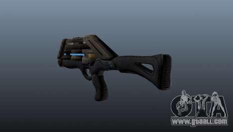 M-15 Vindicator for GTA 4 second screenshot