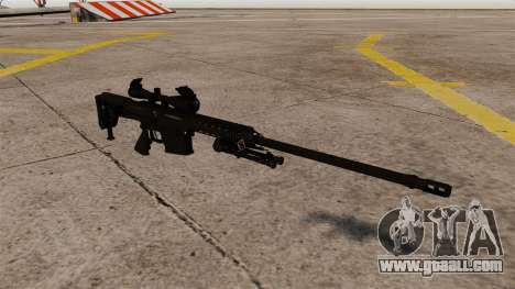 The Barrett M98B rifle for GTA 4
