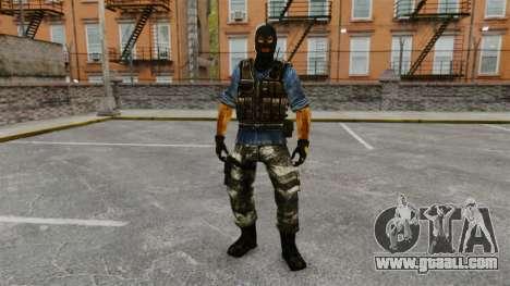 Eastern European terrorist Phoenix for GTA 4