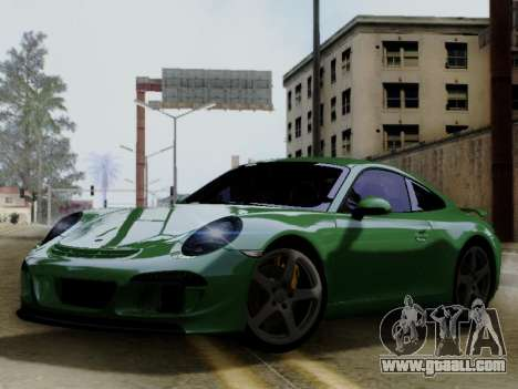 RUF RGT-8 for GTA San Andreas left view