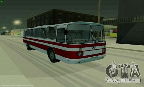 LAZ 699R for GTA San Andreas right view