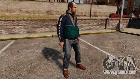 Trevor Phillips for GTA 4 second screenshot