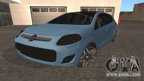 Fiat Palio 2014 for GTA San Andreas