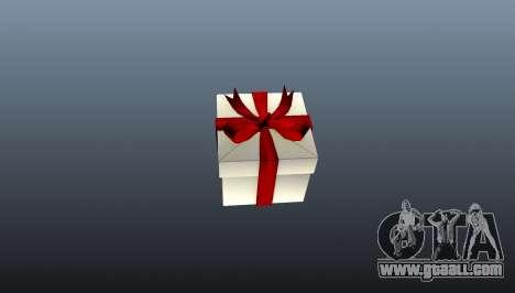Grenade gift for GTA 4