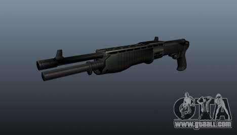Shotgun Half-life for GTA 4