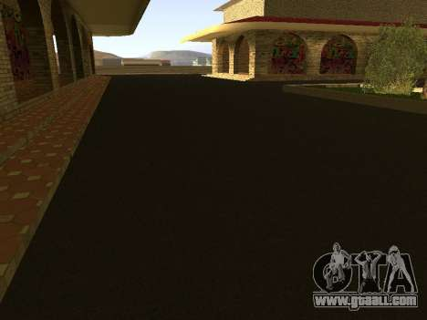 Railway station Las Venturas v1.0 for GTA San Andreas forth screenshot