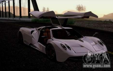 FF SG ULTRA for GTA San Andreas forth screenshot
