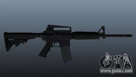 M4 Carbine for GTA 4 third screenshot