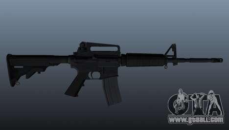 M4 Carbine for GTA 4 third screenshot