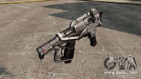Automatic M12 Locust for GTA 4 second screenshot