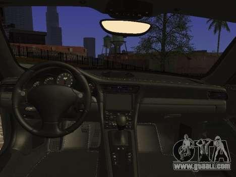 RUF RGT-8 for GTA San Andreas bottom view