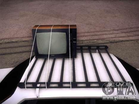 Audi 80 B2 v2.0 for GTA San Andreas back left view