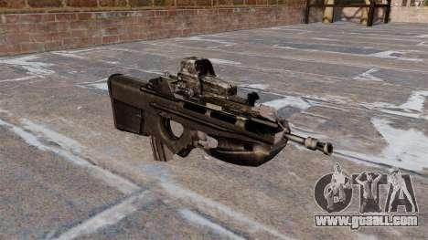 FN F2000 Assault Rifle for GTA 4