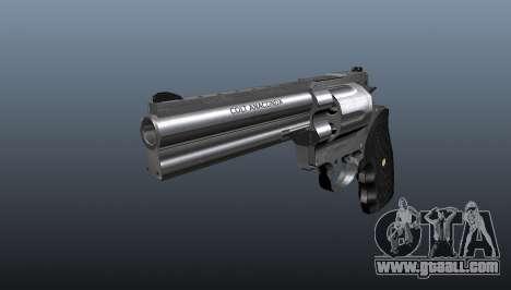357 Magnum revolver for GTA 4