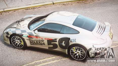 Porsche 911 Turbo 2014 for GTA 4 side view